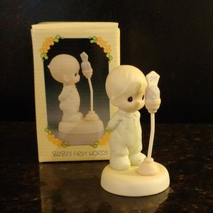 Precious Moments Babies First Words Figurine